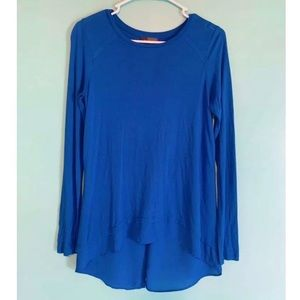 The Limited 🦋 Blue/Long Sleeve Blouse - XS